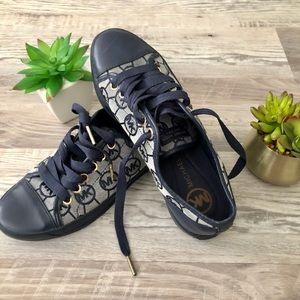 Authentic Michael Kors Women's City Sneakers Shoes